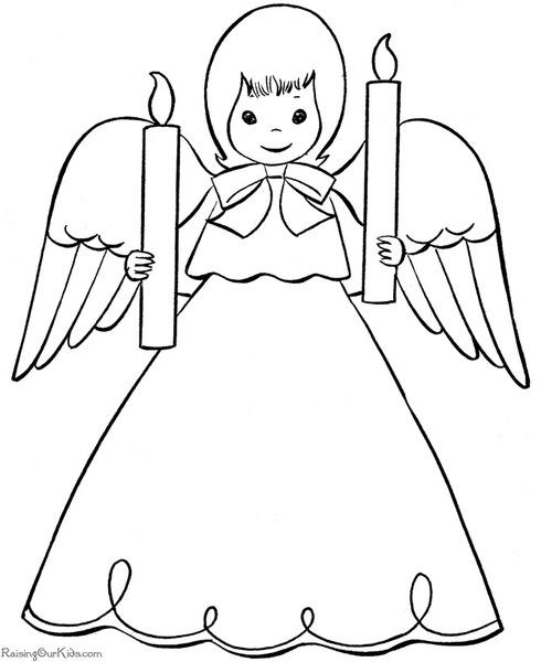 Aniol Dla Dziewczyn Do Wydruku