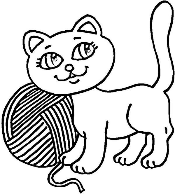Kolorowanki Koty Malowanki