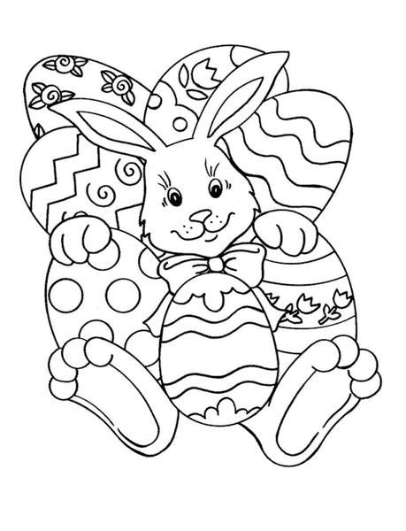 Kolorowanki Wielkanocne Malowanki