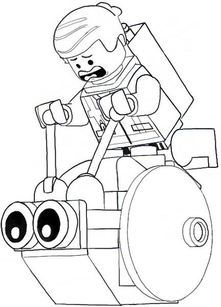 Kolorowanki Lego Chima Malowanki