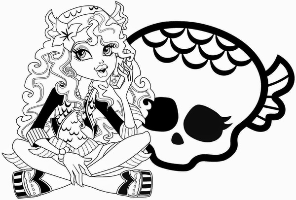 Monster High Baby Do Druku