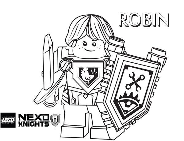 Kolorowanki Lego Ninjago Malowanki