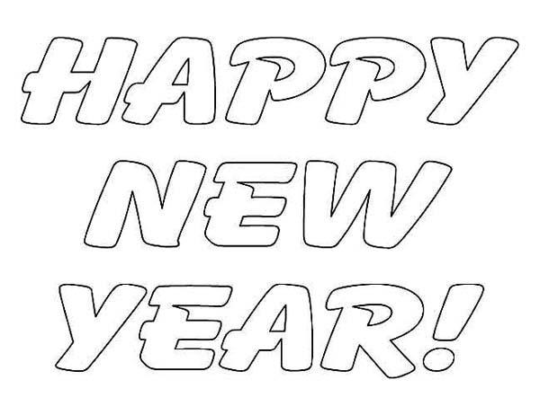 Nowy Rok Do Druku