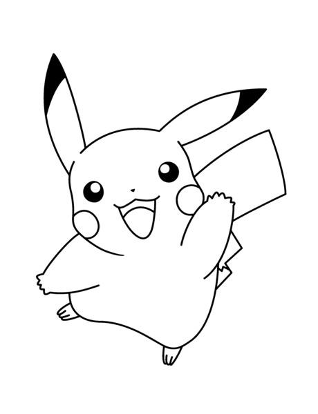 Kolorowanki Pokemon Malowanki