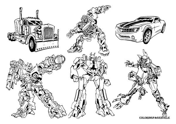 Transformersi Do Drukowania