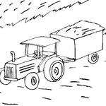 Kolorowanki Pojazdy I Maszyny Rolnicze Malowanki