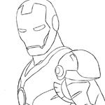 Iron Man do druku