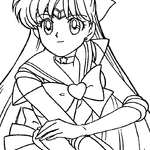 Sailor Moon do druku